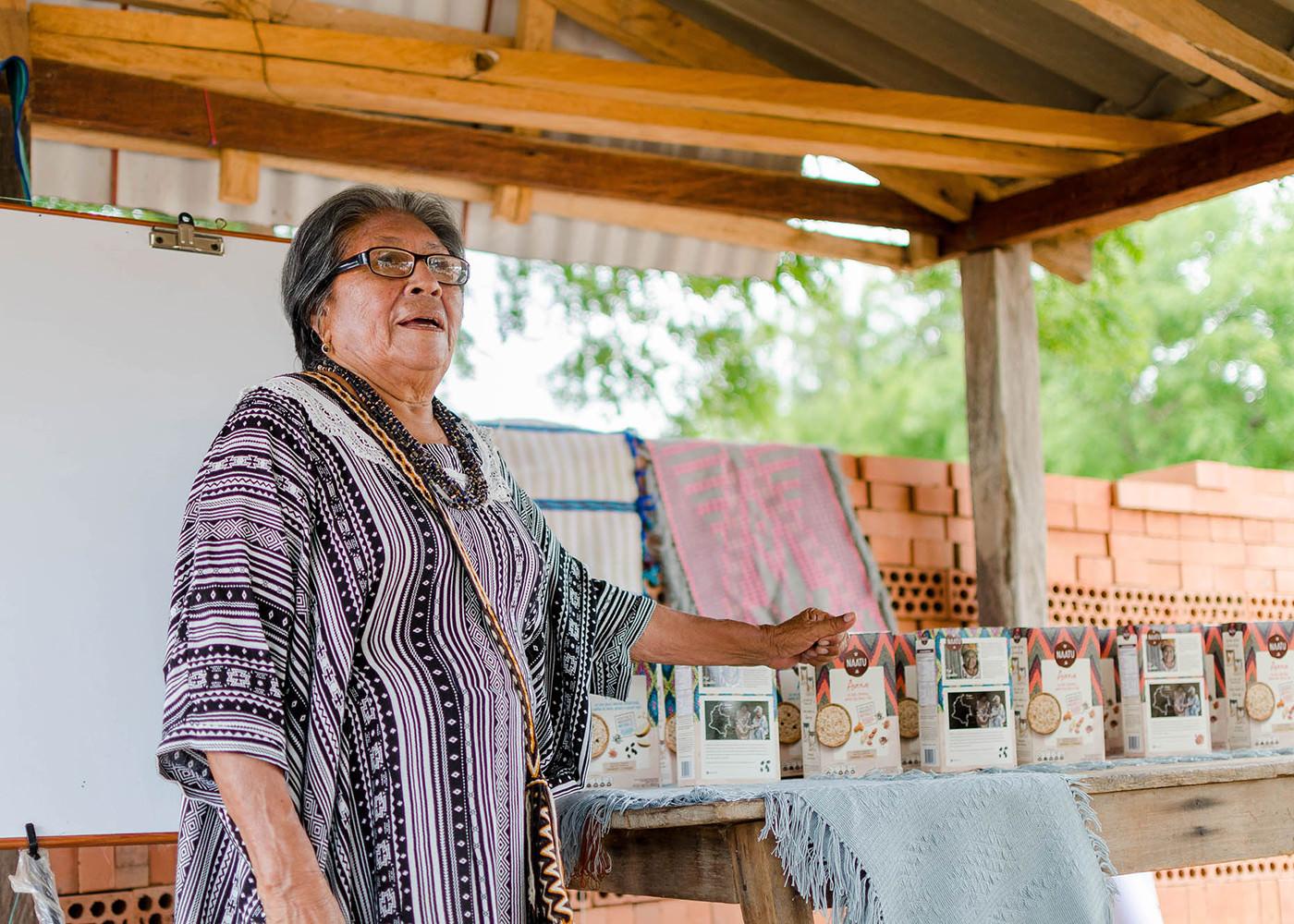 Causa Social Naatu: empoderando a mujeres indígenas artesanas